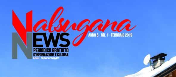 SFOGLIA LA RIVISTA DI FEBBRAIO 2019